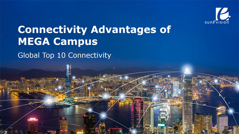 Infopaper Downlaod | Connectivity Advantages of MEGA Campus